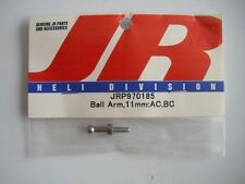 JRP970185 Ball Arm,11mm:AC,BC by JR Radio Control Helicopter New In Package
