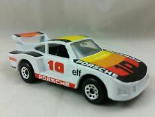 Matchbox Vintage 1983 Racing Porsche 935 Elf 10, Very colorful