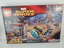 Lego 76020 Superheroes Knowhere Escape Mission Guardians Of The Galaxy NISB