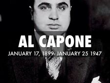 Al Capone   Collectibles Memorabilia   Gangsters Guns Watches Clocks