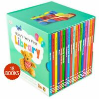 Babys Very First Library 18 Board Books Box Set To Help Little Ones Learn