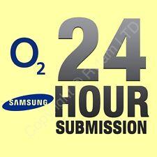 PREMIUM UNLOCKING For Samsung Note 1 2 3 4 5 Factory Unlock Code Service O2 UK