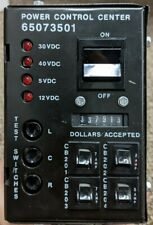 Rowe Power Control Center 65073501 for dollar bill changer