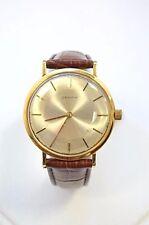W598- Vintage Zenith Mens Dress Watch