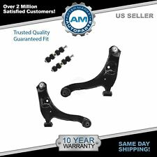 Control Arm & Sway Bar Link Lower 4 Piece Front Kit for PT Cruiser Dodge Neon