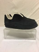 Sorel Men's Manawan Slipper size 12 Suede Sherpa Lining House-Shoes