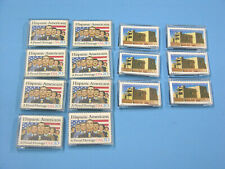 Usps Uncancelled Stamp Magnets, Several Subject Groupings, 39 in all