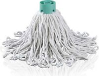 Leifheit Testina di Ricambio a Frange Cotone Panno Accessori Pulizia 55404 nuovo