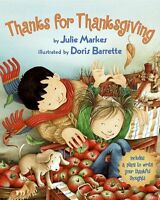 Thanks for Thanksgiving by Julie Markes