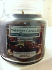 Original small Yankee Candle Red Velvet Brownie (Brownie Gourmand)
