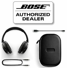 BOSE QuietComfort 35 Acoustic Noise Cancelling Headphones in BLACK