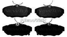 Disc Brake Pad Set-Galaxy Ceramic Disc Pads with hardware Rear fits Ford Mustang