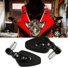 "Super Motorcycle 7/8"" Handle Bar End Mirrors For For Suzuki GSXR 1000 750 600 US"