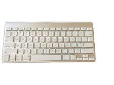 Apple A1314 Wireless Keyboard Silver