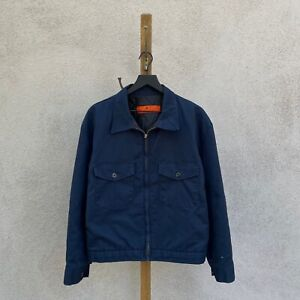 Vintage Red Kap Insulated Work Jacket Made in USA Extra Large
