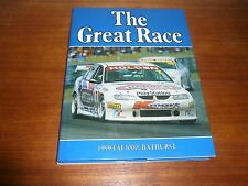 THE GREAT RACE 1999 FAI 1000, BATHURST SIGNED BY WINNERS  S.RICHARDS & G.MURPHY
