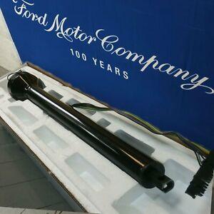 1963 - 1964 Ford Galaxie Polished Black Steering Column No Key Col trans