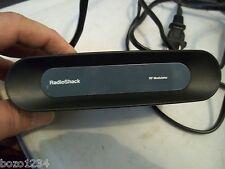 RADIO SHACK 15-2526 RF MODULATOR ADDS AV INPUTS TO TV 4.5W