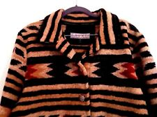 Country Clothing Company Womens XL Jacket Aztec Design Button Front NEW w/ Tags