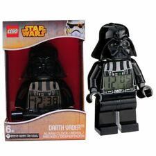 Lego STAR WARS Darth Vader Minifigure 9002113  Alarm Clock Xmas New