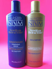 NISIM ANTI HAIR LOSS SHAMPOO & CONDITIONER (NORMAL-OILY HAIR TYPE) FREE SHIPP'N
