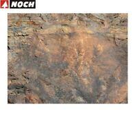 """NOCH 60304 Knitterfelsen """"Sandstein"""" 45 x 25,5 cm (1 m² - 95,78 €) - NEU"""