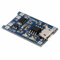 TP4056 LiPo Lion Micro USB Lademodul Ladeplatine 5V 1A 18650 Mit Schutzschaltung
