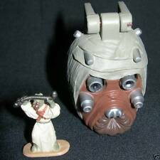 TUSKEN RAIDER Sand People Bantha Star Wars Micro Machines Mini Head #1