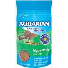 Aquarian Algae Wafer 28g catfish food