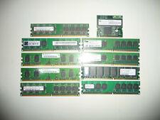 Group of Memory Sticks,DDR2-533 512MB,1G.256MB,Hynix,Promos,MushkinTranscend