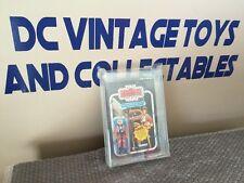 Vintage 1980 Kenner Star Wars Luke (X-Wing Pilot) ESB 21 Back AFA 75/80/75 WOW