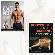Your Ultimate Body Transformation Plan & Bodyweight Strength Training 2 Books