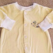 SWEET! BABY BRIGHT FUTURE NEWBORN YELLOW BUG & BEE OUTFIT