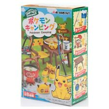 Pikachu Pokemon Camping Re-Ment Blind Box