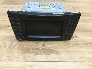 Mercedes W211 W219 SAT NAV CD Player CD Changer Radio 2118700089