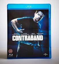 Contraband Blu-Ray Action/Thriller Region B New