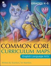 Common Core Curriculum Maps in English Language Arts, Grades K-5  (ExLib)