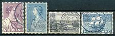 Nederland  265 - 268 gebruikt (2)