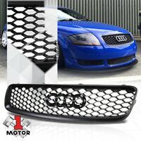 Black ABS Honeycomb Mesh Front Bumper Grille/Grill for 99-06 Audi TT/Quattro Mk1