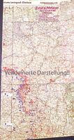 Heereskarten Ost - Lage Nord - Mitte - Süd von November 1941 - Dezember 1941