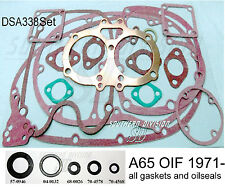 BSA A65 68-0050 Ölpumpenantriebschnecke Oil pump shaft worm drive gear