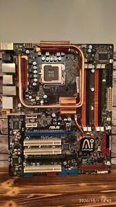 Asus P5K3 Deluxe DDR3, LGA 775 Intel Motherboard tested rare