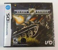 """BRAND NEW"" Heavy Armor Brigade Nintendo DS FACTORY SEALED"