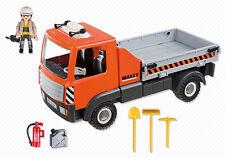 Playmobil® City Action Baustellen-lkw 6861