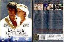 AND NOW LADIES AND GENTLEMAN - DVD EX-RENTAL, FUORI CATALOGO, EDIZIONE SLIPCASE
