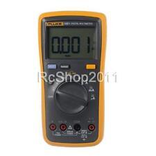 Fluke 12E + Handheld Digital Multimeter AC DC Voltage Current Auto Range Meter