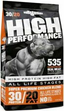 Bully Max 30/20 High Performance Super Premium Dog Food for All Ages - 15lb