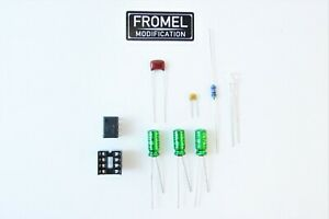 Fromel Supreme Mod Kit for Boss CE-2B Bass Chorus Pedal with CE-2 Conversion