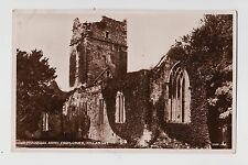 RPPC,Killarney,Ireland,Muckross Abbey fr.South,County Kerry,Used,Eire Stamp,1910