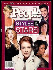 People Magazine Styles Of The Stars 2001 EX No ML 021617jhe